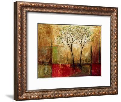 Morning Luster I-Mike Klung-Framed Giclee Print