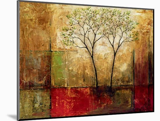 Morning Luster I-Mike Klung-Mounted Giclee Print