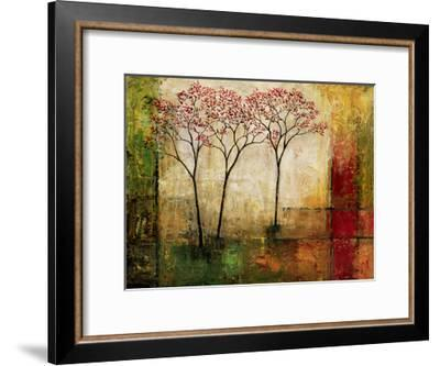 Morning Luster II-Mike Klung-Framed Giclee Print