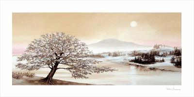 Morning Mist I-Pieter Frankman-Art Print