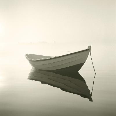 Morning Mist II-Michael Kahn-Giclee Print