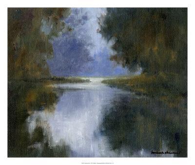 Morning Mist-Barbara Chenault-Giclee Print