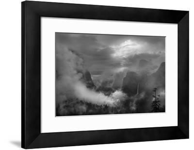 Morning Mist-William Neill-Framed Giclee Print