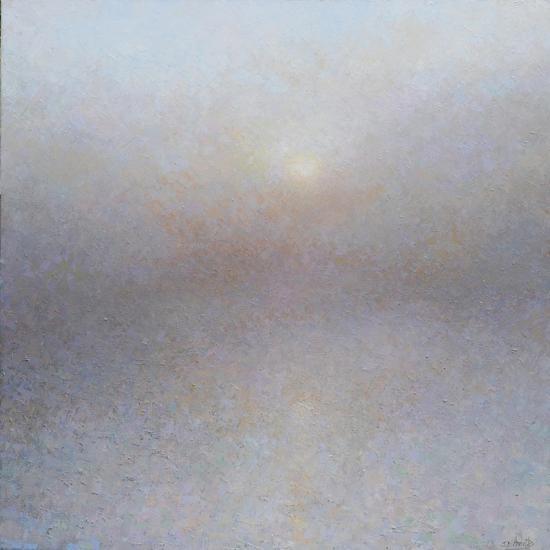 Morning Mist-Jeremy Annett-Giclee Print