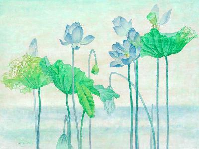 Morning Mist-Ailian Price-Art Print