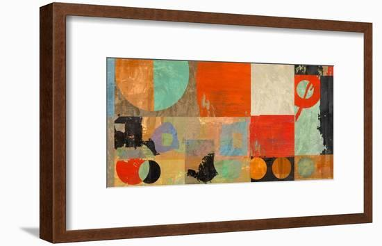 Morning Moves-Alphonse Baron-Framed Giclee Print