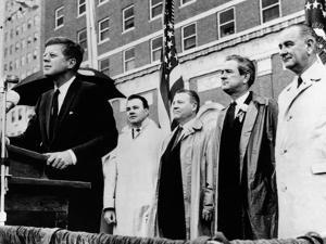 Morning of the Day of JFK's Assassination