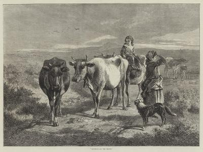 Morning on the Moors-George Bouverie Goddard-Giclee Print