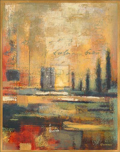Morning's Greeting II-Giovanni-Art Print