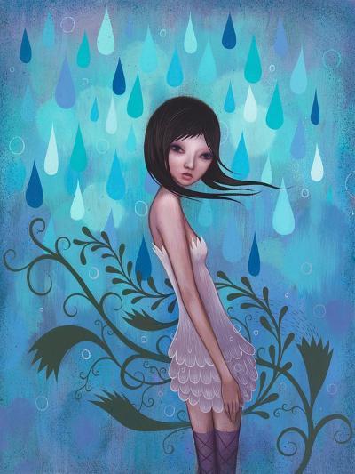 Morning Showers-Jeremiah Ketner-Art Print