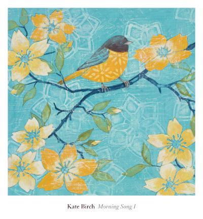 Morning Song I-Kate Birch-Art Print