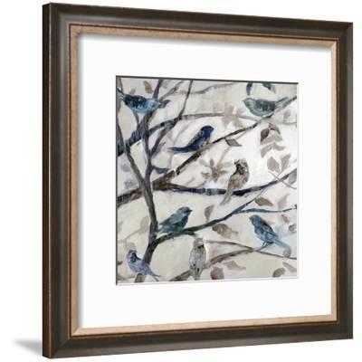 Morning Song I--Framed Art Print
