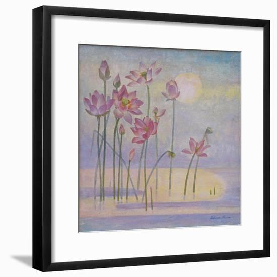 Morning Song-Ailian Price-Framed Art Print