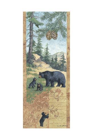 Morning Stroll-Anita Phillips-Art Print
