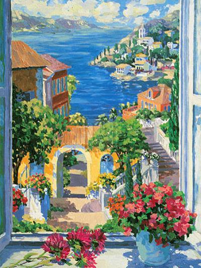 Morning Sunshine-Julian Askins-Art Print