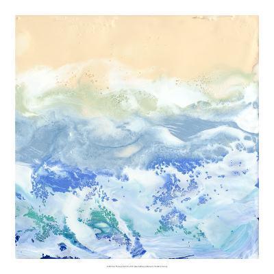 Morning Surf I-Alicia Ludwig-Art Print