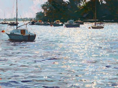 Morning Tide, 2006-Martin Decent-Giclee Print
