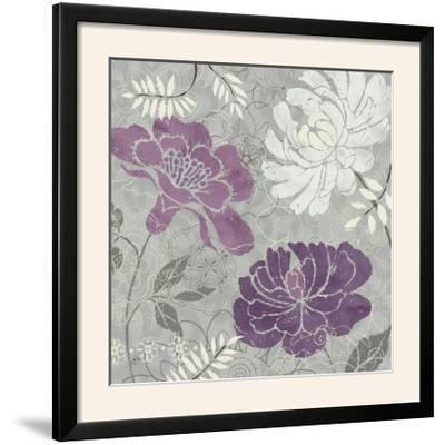 Morning Tones Purple I-Daphne Brissonnet-Framed Photographic Print