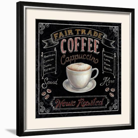 Morning Treat Square I-Daphne Brissonnet-Framed Photographic Print