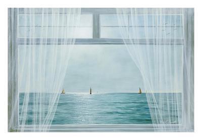 Morning View-Diane Romanello-Art Print