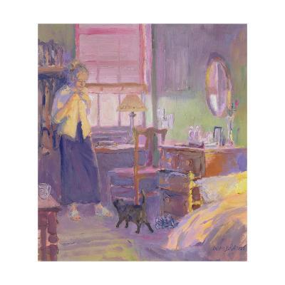 Morning Visitor-William Ireland-Giclee Print