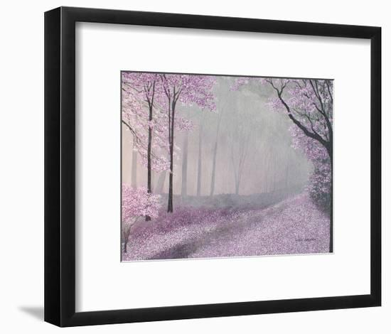 Morning Walk-Herb Dickinson-Framed Art Print