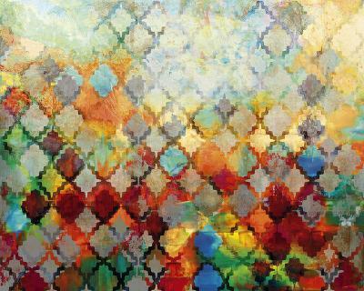 Moroccan Abstract-Tania Bello-Giclee Print