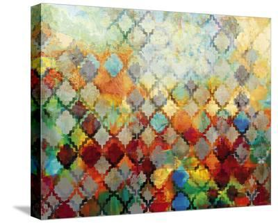 Moroccan Abstract-Tania Bello-Stretched Canvas Print