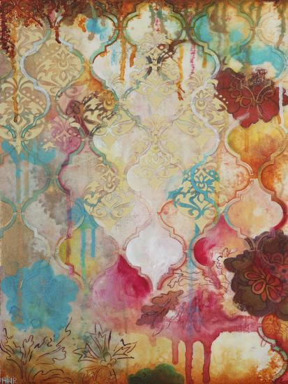 Moroccan Fantasy III-Heather Robinson-Art Print