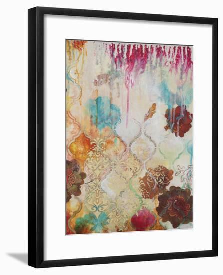 Moroccan Fantasy IV-Heather Robinson-Framed Art Print