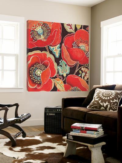 Moroccan Red IV-Daphne Brissonnet-Loft Art