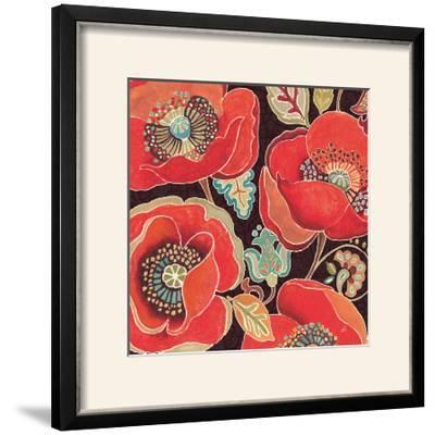 Moroccan Red IV-Daphne Brissonnet-Framed Photographic Print