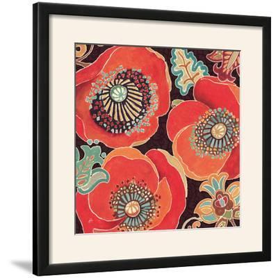 Moroccan Red V-Daphne Brissonnet-Framed Photographic Print