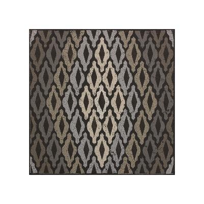Moroccan Tile with Diamond-Susan Clickner-Giclee Print