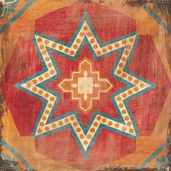 Moroccan Tiles VII-Cleonique Hilsaca-Art Print