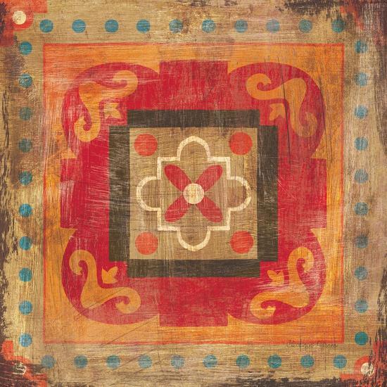Moroccan Tiles XII-Cleonique Hilsaca-Art Print