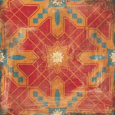 Moroccans Tile II v2-Cleonique Hilsaca-Art Print