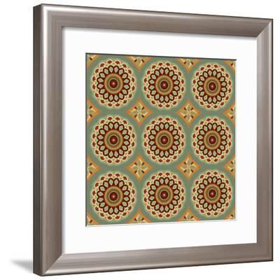 Morocco Medallions-Julie Goonan-Framed Giclee Print