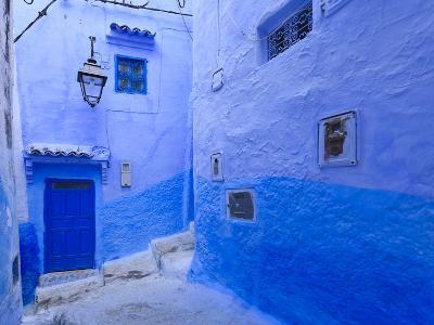 Morocco, Rif Mountains, Chefchaouen, Medina-Michele Falzone-Photographic Print