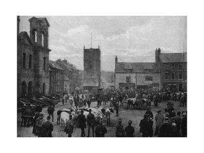 Morpeth, Northumberland--Giclee Print