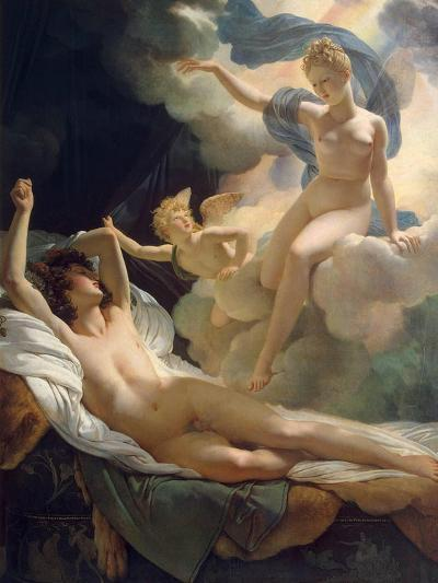 Morpheus and Iris, 1811-Pierre Narcisse Guerin-Giclee Print
