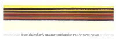 Stripes 2-14 by Morris Louis