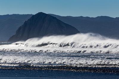 Morro Rock Waves-Lee Peterson-Photo