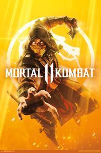 Mortal Kombat 11 - Key Art