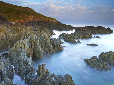 Morte Point, Devon, England, United Kingdom, Europe-Jeremy Lightfoot-Photographic Print