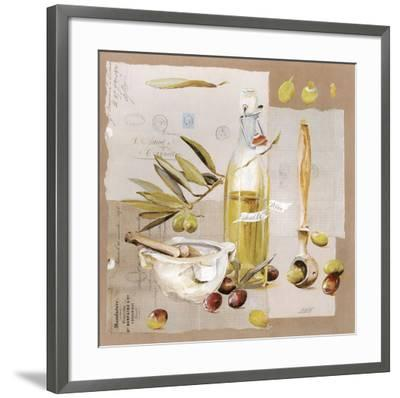 Mortier Huile D'Olive-Lizie-Framed Art Print