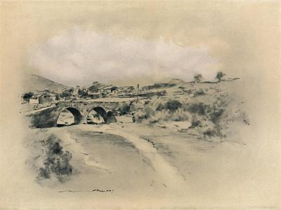 'A Mexican Village', 1903