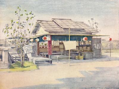 'A Tea House', 1903