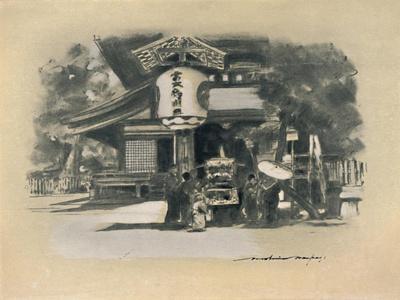 'At Kioto', 1903