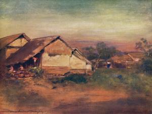 'At Mandalay', 1903 by Mortimer L Menpes